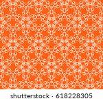outline floral on sacred...   Shutterstock .eps vector #618228305