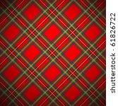 Royal Stewart Tartan Background