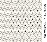 triangular background design | Shutterstock .eps vector #618278195