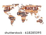 Coffee And Tea Or Hot Drinks...