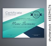minimal certificate design with