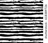 vector illustration striped... | Shutterstock .eps vector #618389726