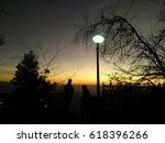 sunset  | Shutterstock . vector #618396266