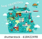 Map Of San Francisco...