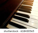 Piano  Keyboard Piano  Side...