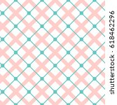 tiling plaid background. pastel ... | Shutterstock .eps vector #618462296