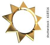 sun | Shutterstock . vector #618516
