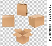 shipping box  vector...