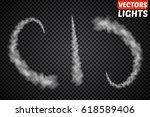 set of vector condensation...   Shutterstock .eps vector #618589406