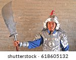 Chinese Warriors In Traditiona...