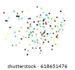 flat design element.abstract... | Shutterstock . vector #618651476