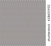 Vector Seamless Pattern  Thin...