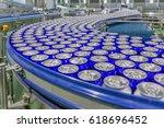 aluminum beverage cans for... | Shutterstock . vector #618696452