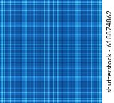 seamless tartan pattern.... | Shutterstock .eps vector #618874862