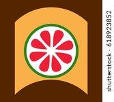 flat vector icon design... | Shutterstock .eps vector #618923852