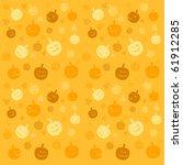 halloween background   Shutterstock .eps vector #61912285