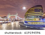 City Hall And London Tower...