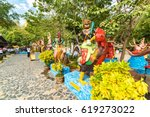 ang thong  thailand   december... | Shutterstock . vector #619273022