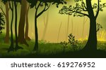vector illustration of a... | Shutterstock .eps vector #619276952