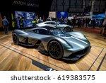 Geneva 2017  Aston Martin Amr...