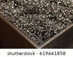 iron scraps | Shutterstock . vector #619661858