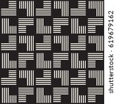 seamless pattern with stripes.... | Shutterstock .eps vector #619679162