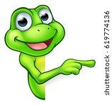 an illustration of a cute...   Shutterstock . vector #619774136