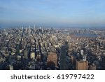 new york city | Shutterstock . vector #619797422