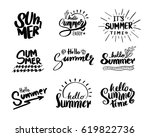 Retro Hand Drawn Elements For...