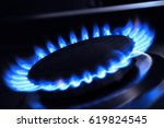 flame of gas ring
