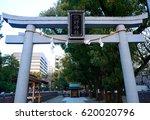 tokyo  japan   april 5  kumano... | Shutterstock . vector #620020796