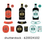 set of templates labels for... | Shutterstock .eps vector #620024102