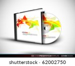 Cd Cover Design With 3d...