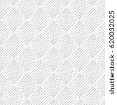 vector grey dot pattern.... | Shutterstock .eps vector #620032025