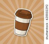 vector illustration. disposable ... | Shutterstock .eps vector #620032292