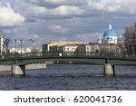 Bridge Over The Fontanka River...