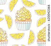 hand drawn seamless pattern...   Shutterstock .eps vector #620042366