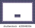border or frame of abstract... | Shutterstock . vector #620048336