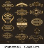 mega set of banners and labels | Shutterstock .eps vector #620064296