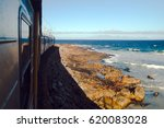 Indian Ocean And Train Cape...