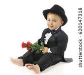ad adorable preschool sitting...   Shutterstock . vector #620147318