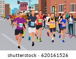 a vector illustration of... | Shutterstock .eps vector #620161526