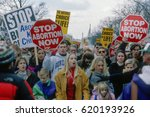 annual right to life march... | Shutterstock . vector #620193926