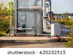 installed industrial... | Shutterstock . vector #620232515