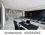 room for lecture with a lot of... | Shutterstock . vector #620241062