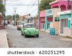 valladolid  mexico   mar 14 ... | Shutterstock . vector #620251295