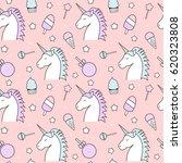 cute seamless vector pattern...   Shutterstock .eps vector #620323808