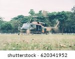 military huey uh1 n helicopter