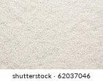 Round short grain white rice background. - stock photo