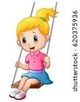 vector illustration of cute...   Shutterstock .eps vector #620375936